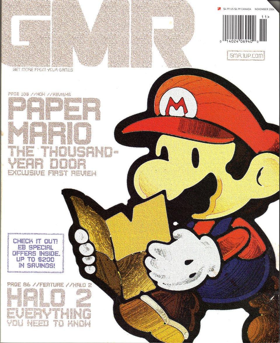 GMR Issue 22 November 2004