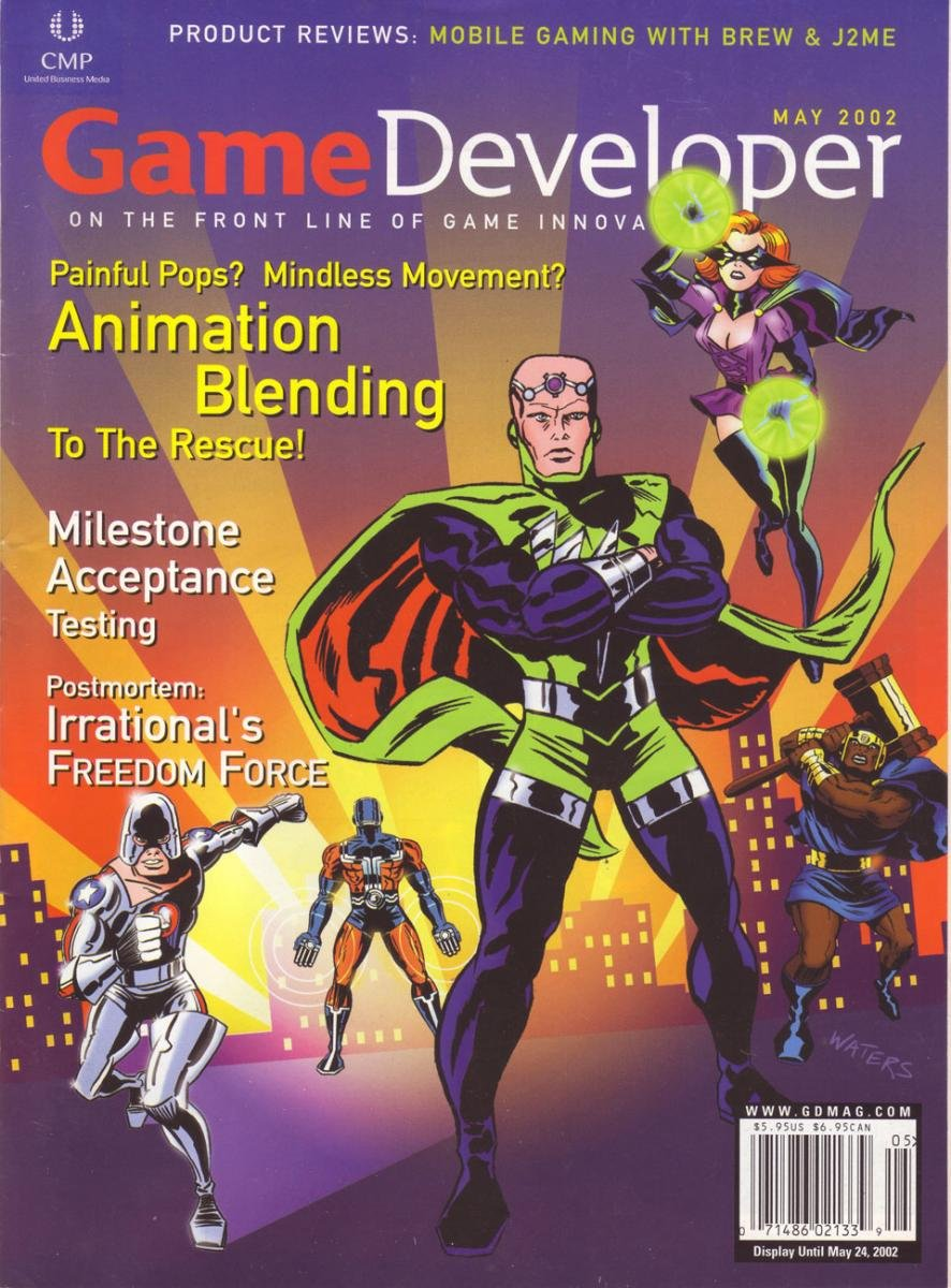 Game Developer 078 May 2002