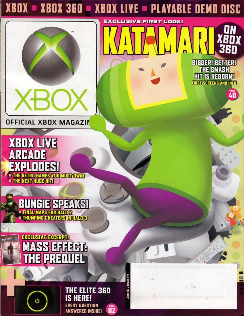 Official Xbox Magazine 071 June 2007