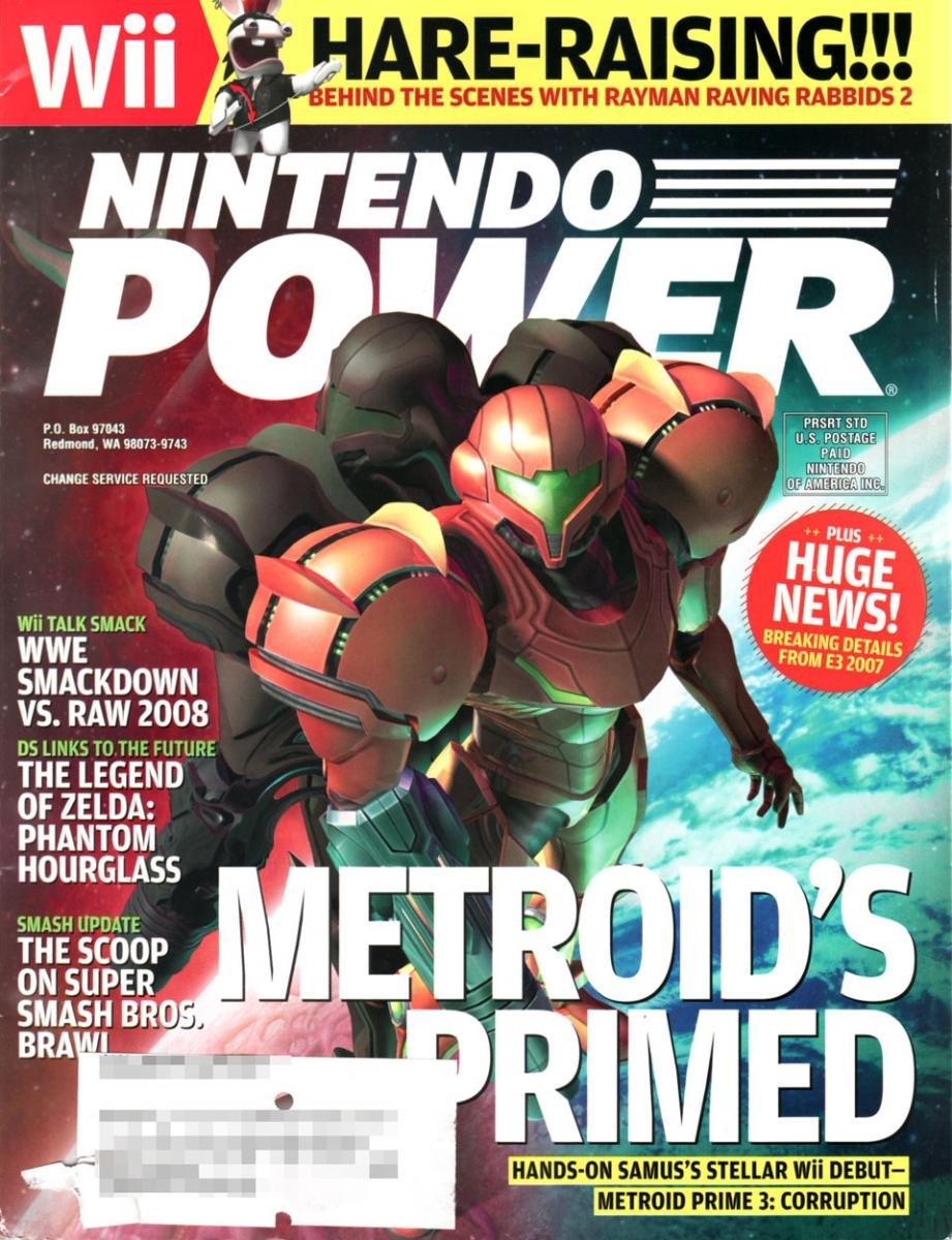 Nintendo Power Issue 219 (September 2007)