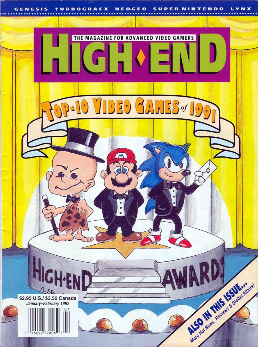 High-End Issue 2 January/February 1992