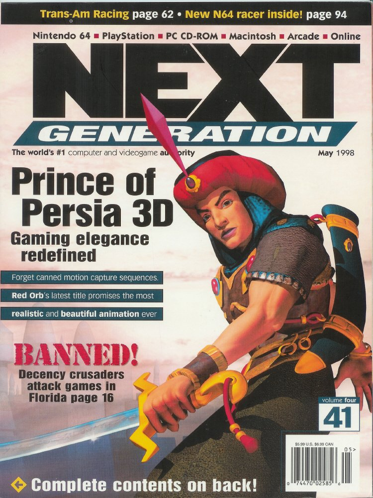 Next Generation Issue 41 (May 1998)