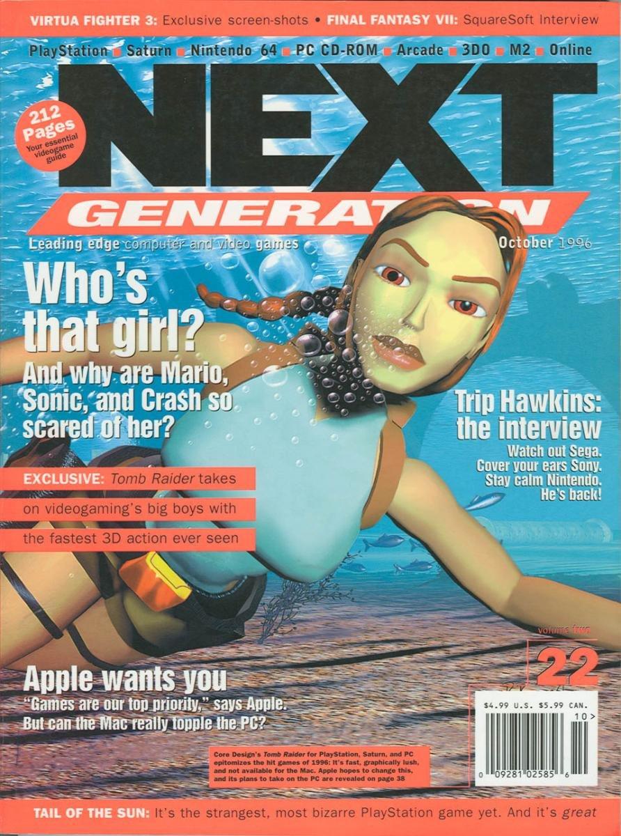 Next Generation Issue 22 October 1996