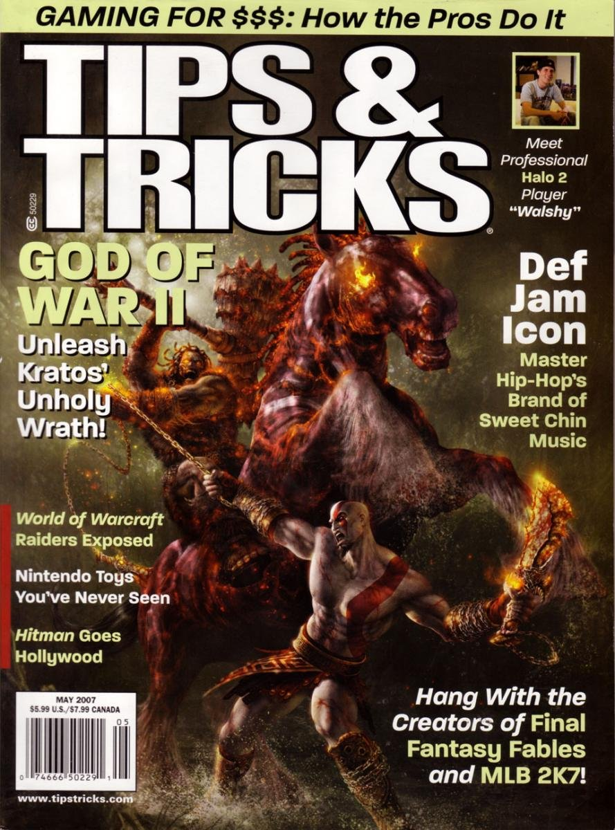 Tips & Tricks Issue 147 May 2007