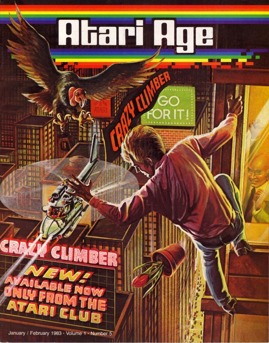 Atari Age Issue 05 January/February 1983