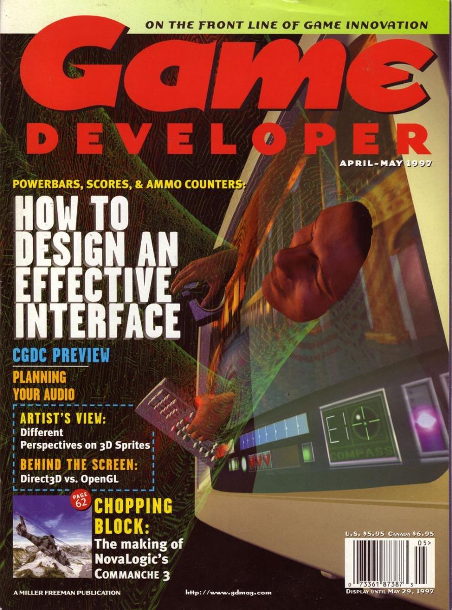 Game Developer 018 Apr 1997