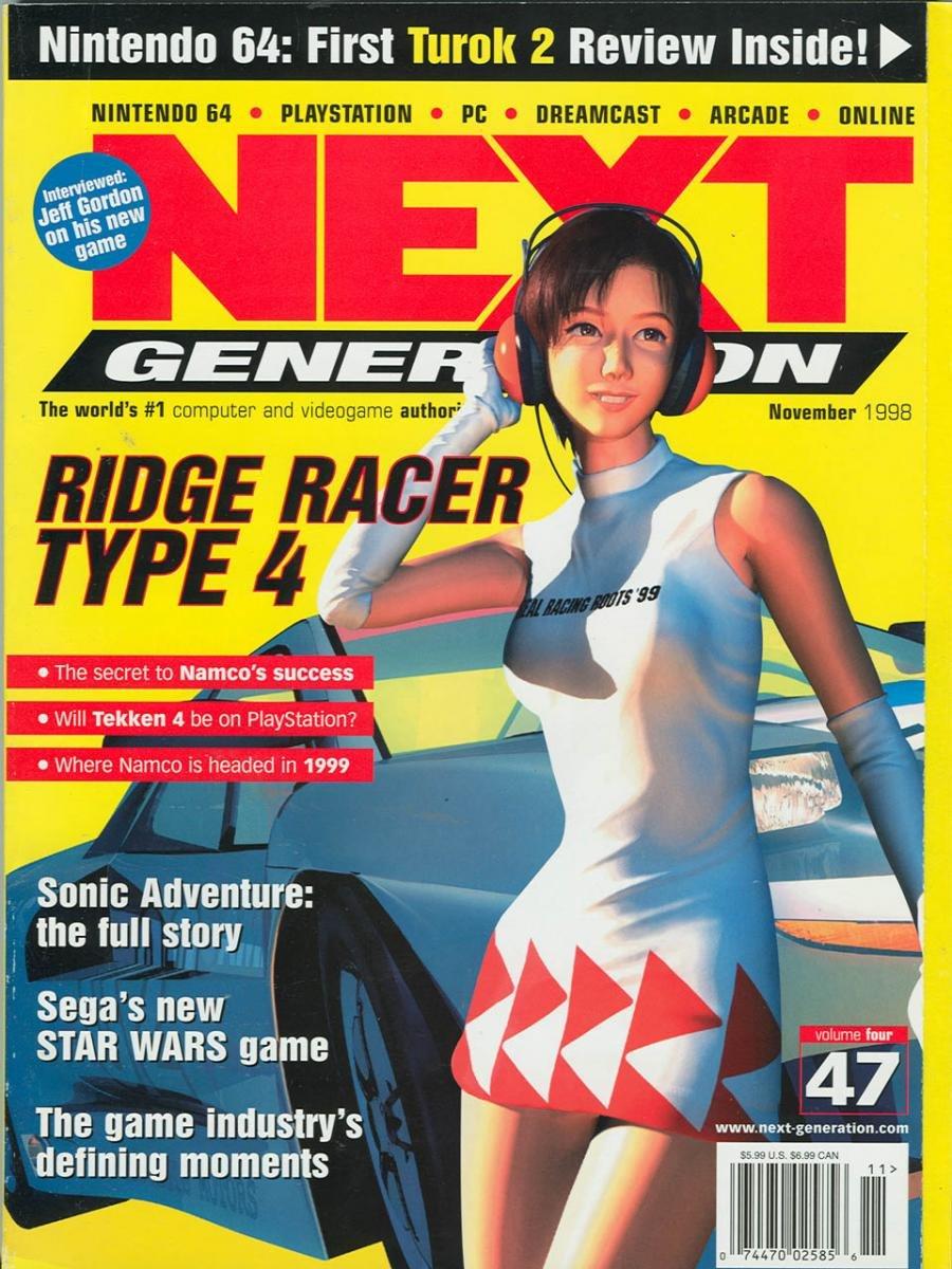 Next Generation Issue 47 November 1998