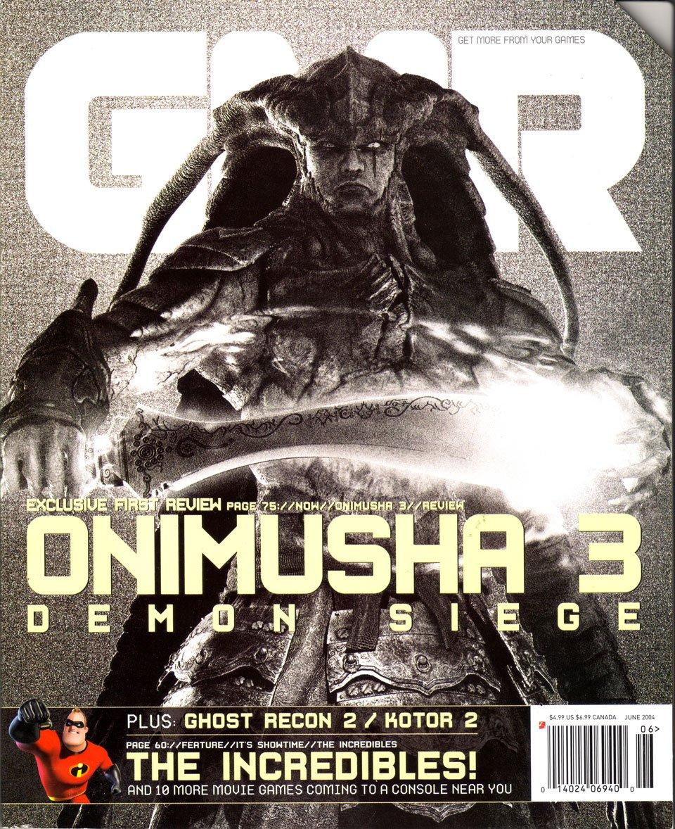 GMR Issue 17 June 2004