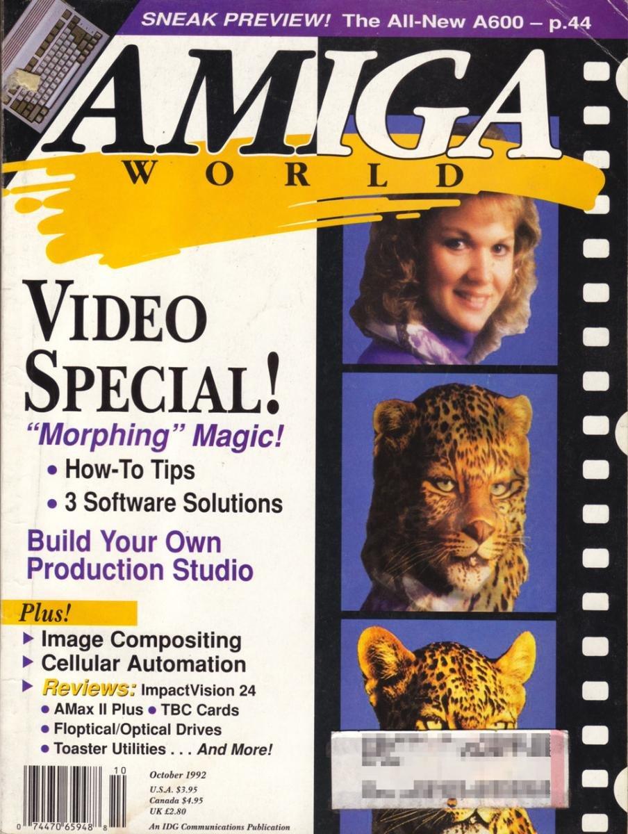 Amiga World 9210