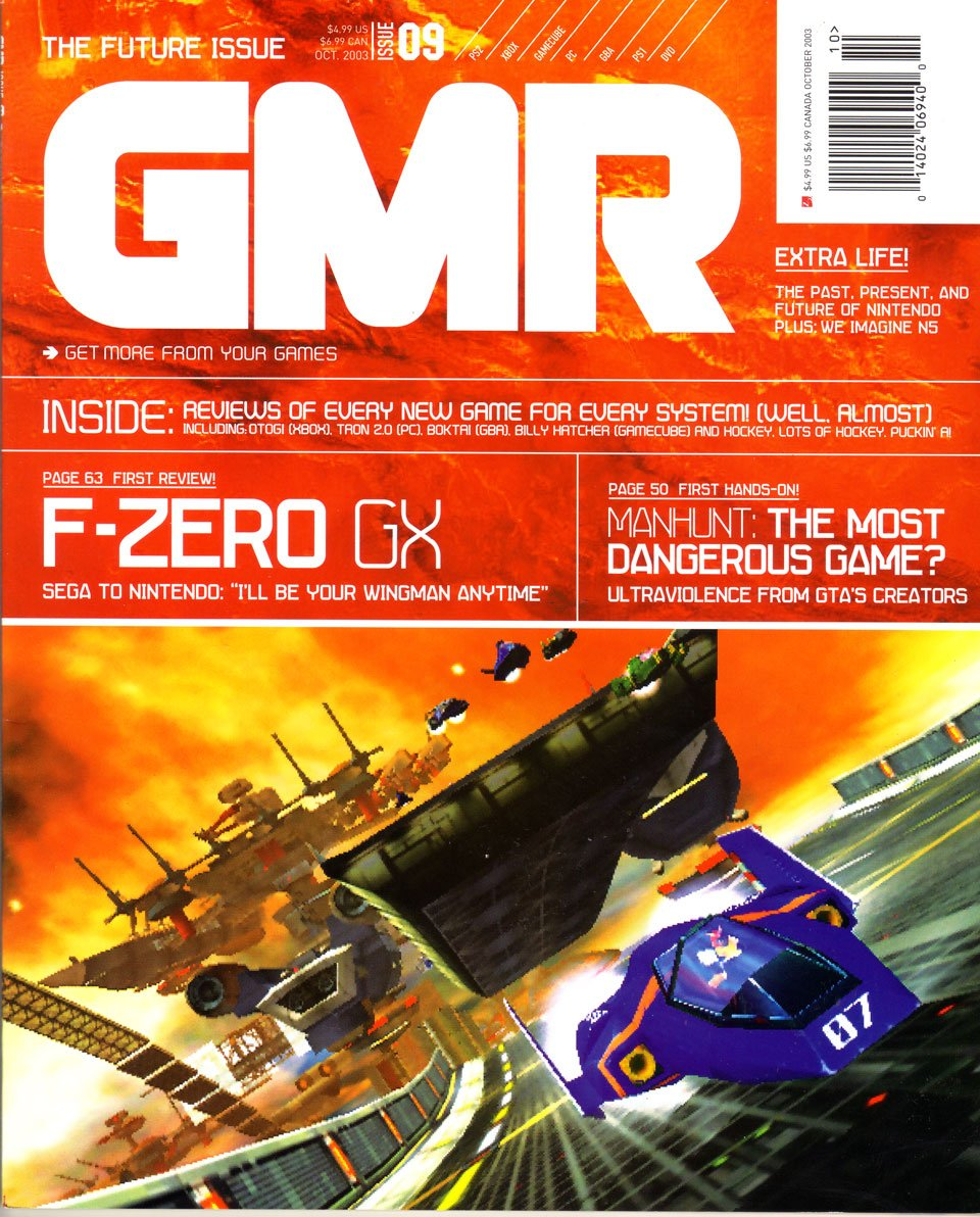 GMR Issue 09 October 2003