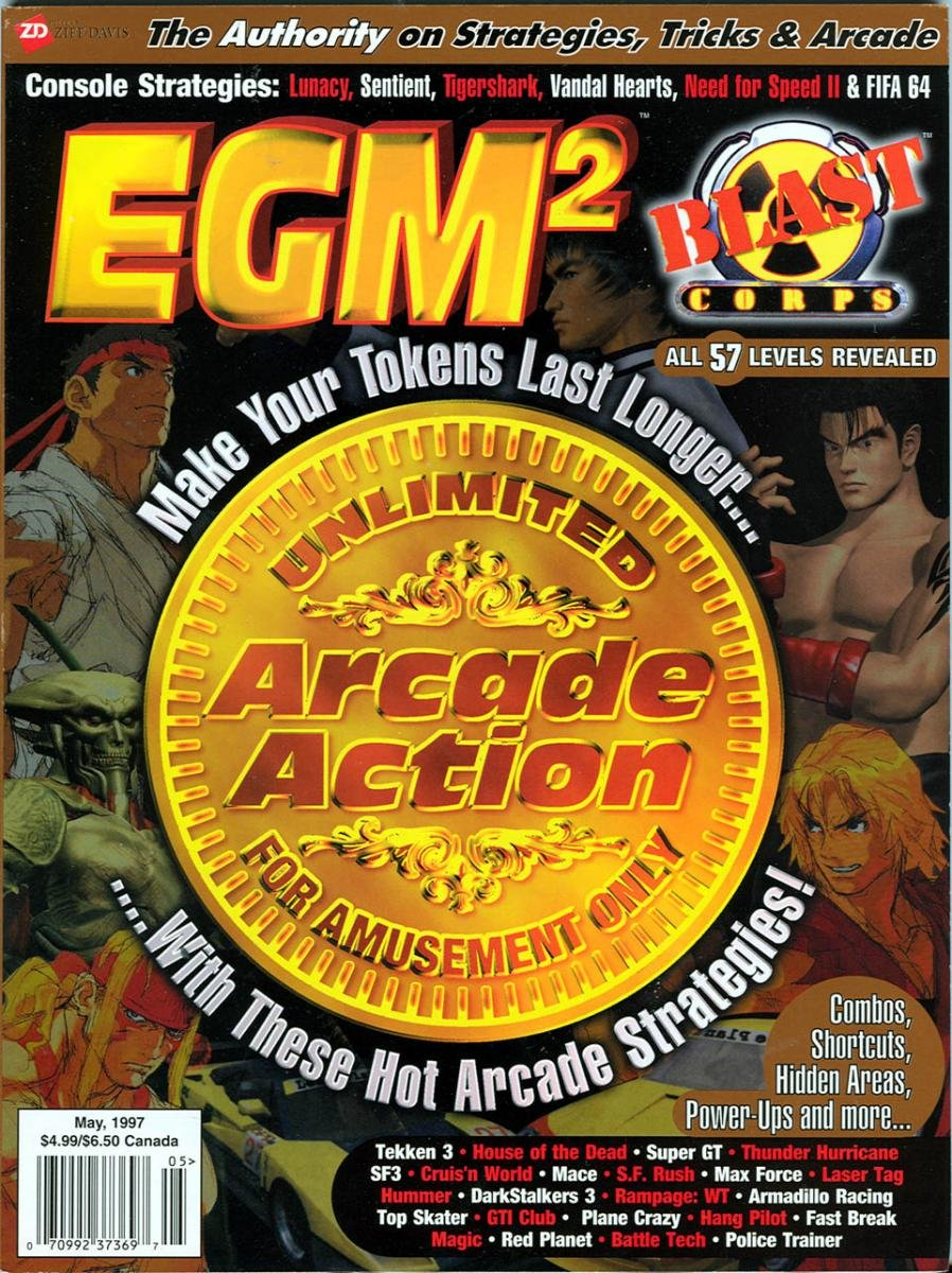 EGM2 Issue 35 (May 1997)