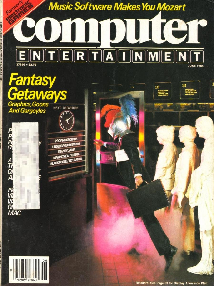 Computer Entertainment June 1985