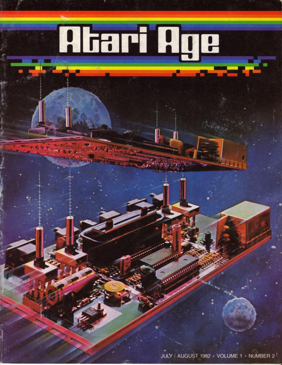 Atari Age Issue 02 July/August 1982