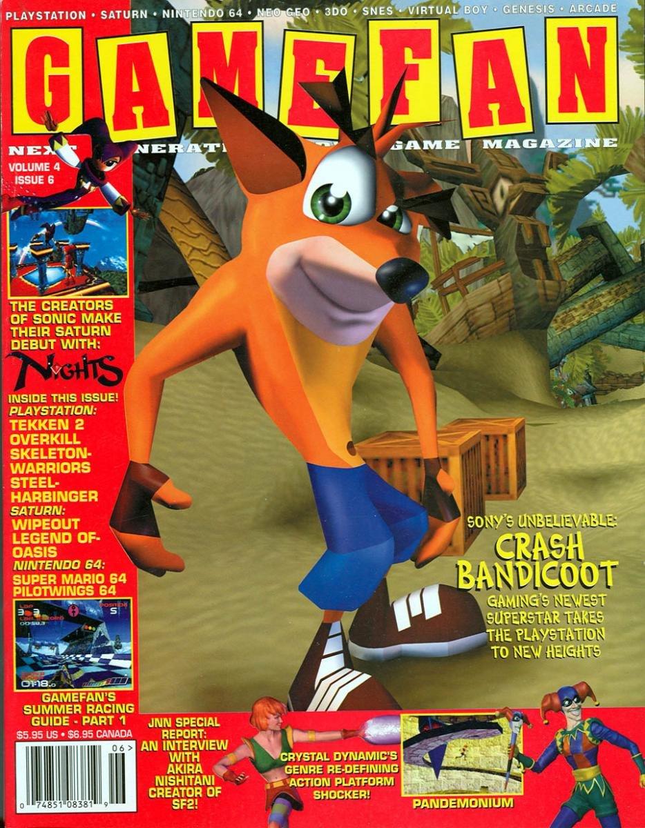 Gamefan Issue 42 June 1996 (Volume 4 Issue 6)