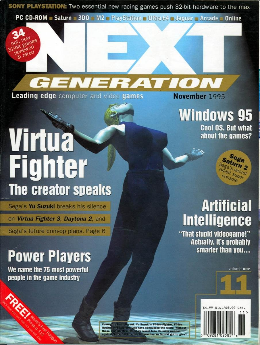 Next Generation Issue 11 November 1995
