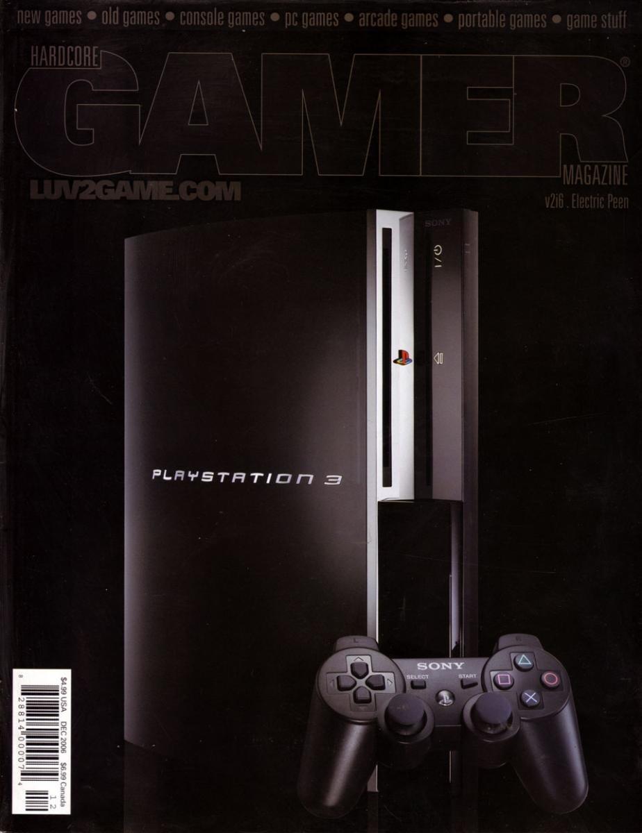 Hardcore Gamer Issue 18 December 2006