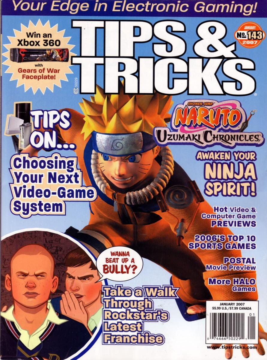 Tips & Tricks Issue 143 January 2007