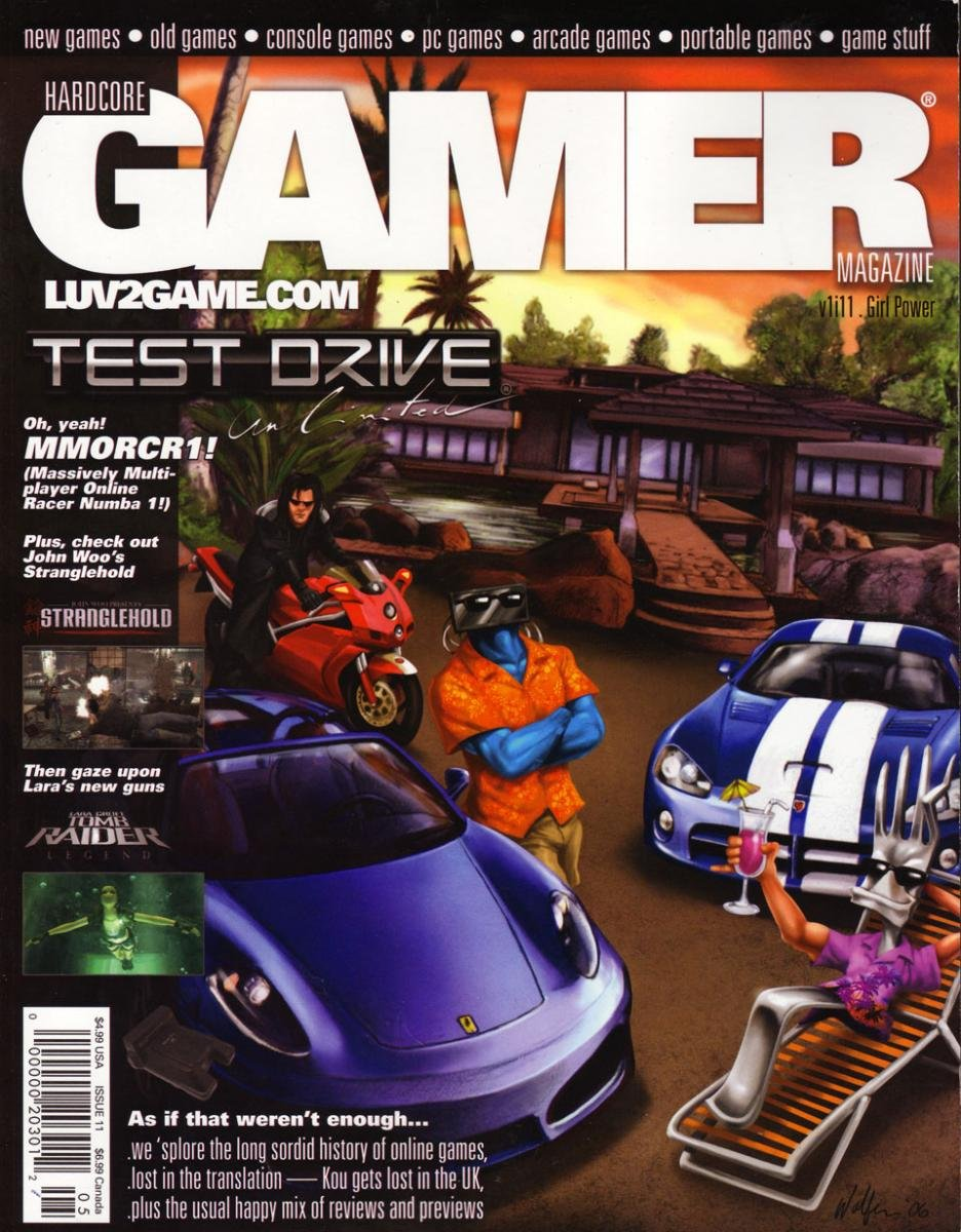 Hardcore Gamer Issue 11 May 2006