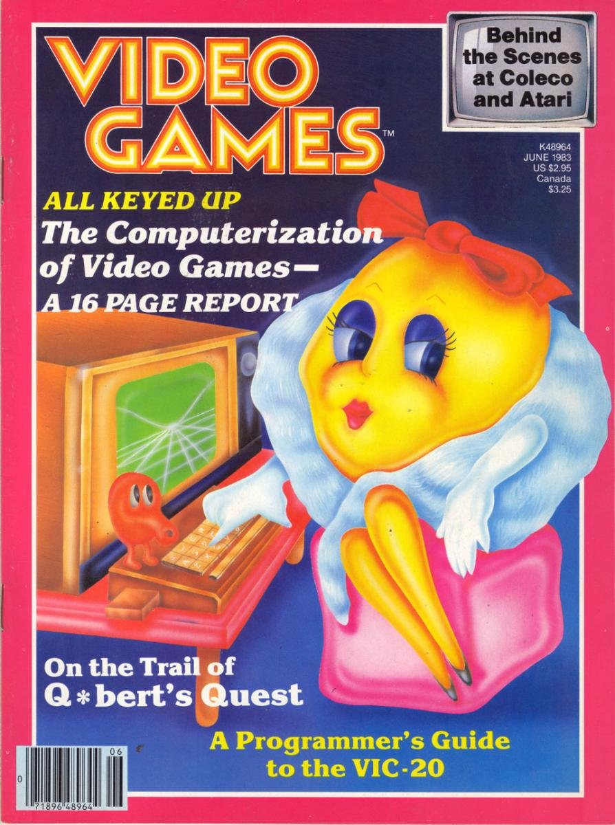Video Games Issue 09 (June 1983)