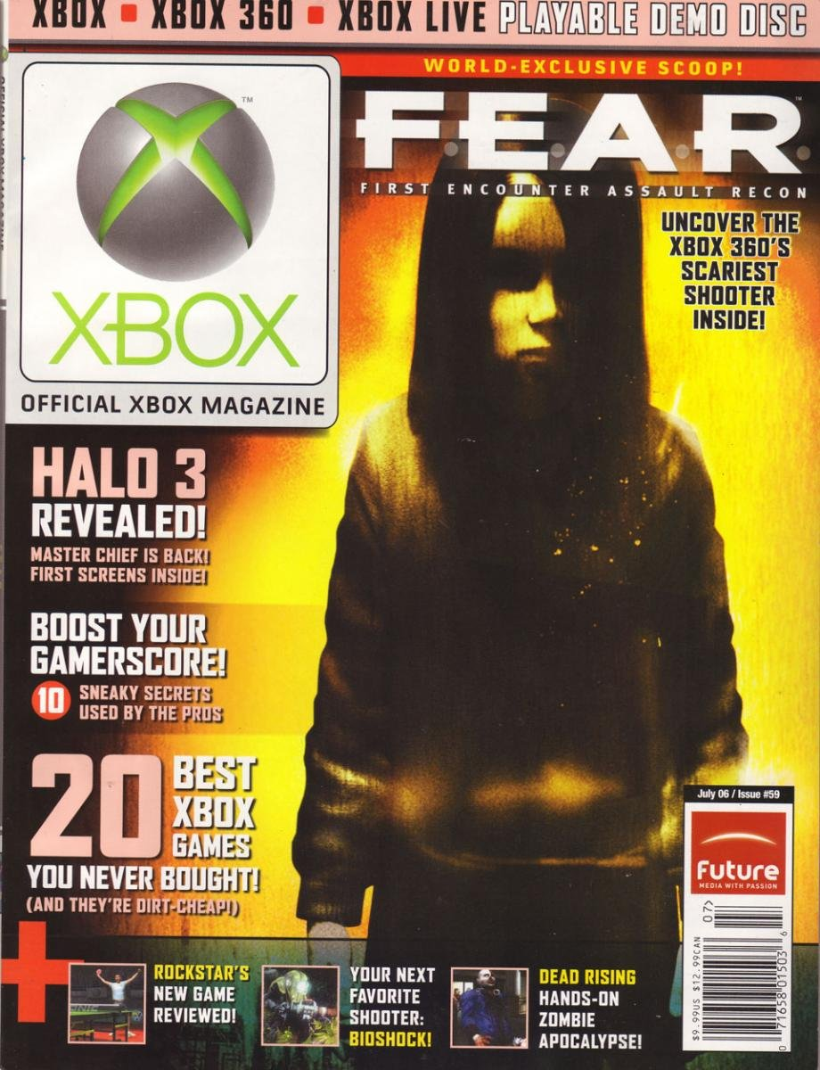 Official Xbox Magazine 059 July 2006