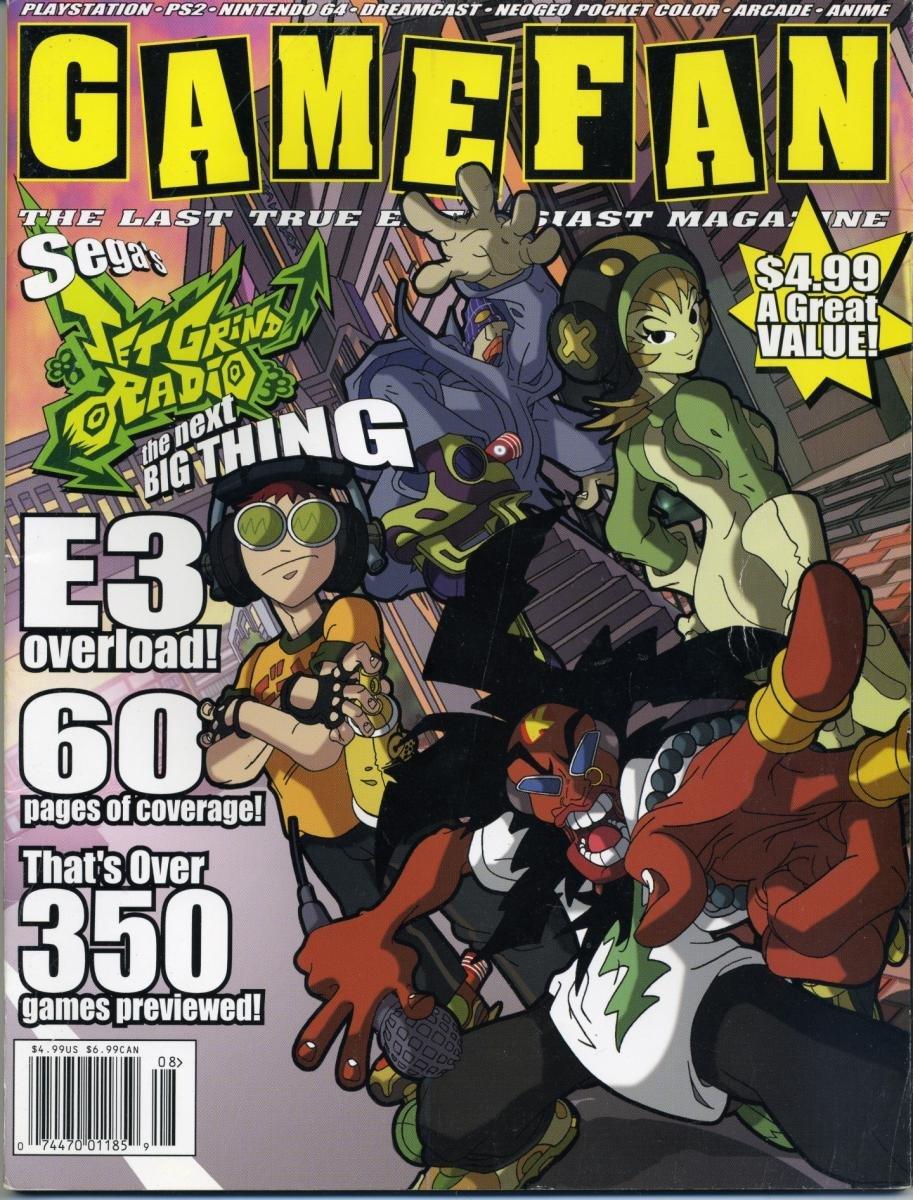 Gamefan Issue 84 August 2000 (Volume 8 Issue 8)