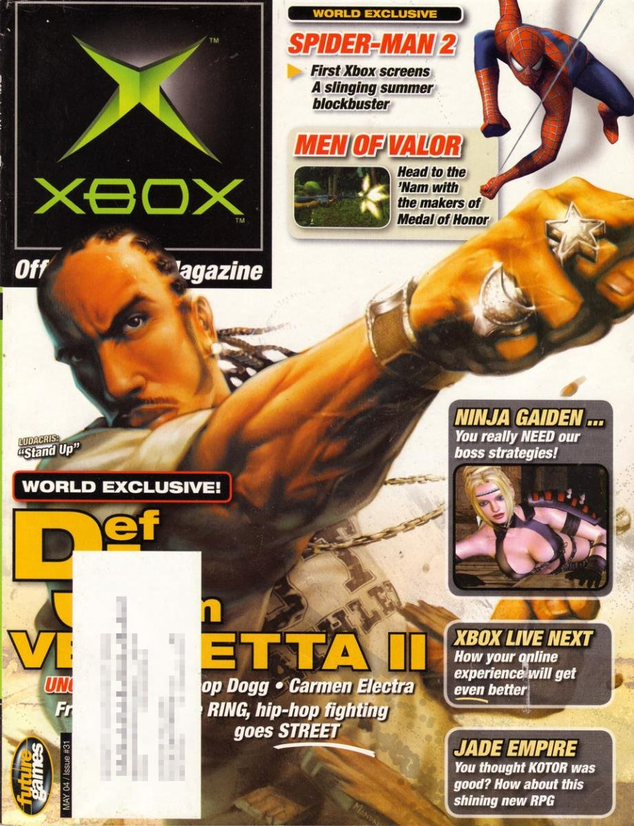 Official Xbox Magazine 031 May 2004