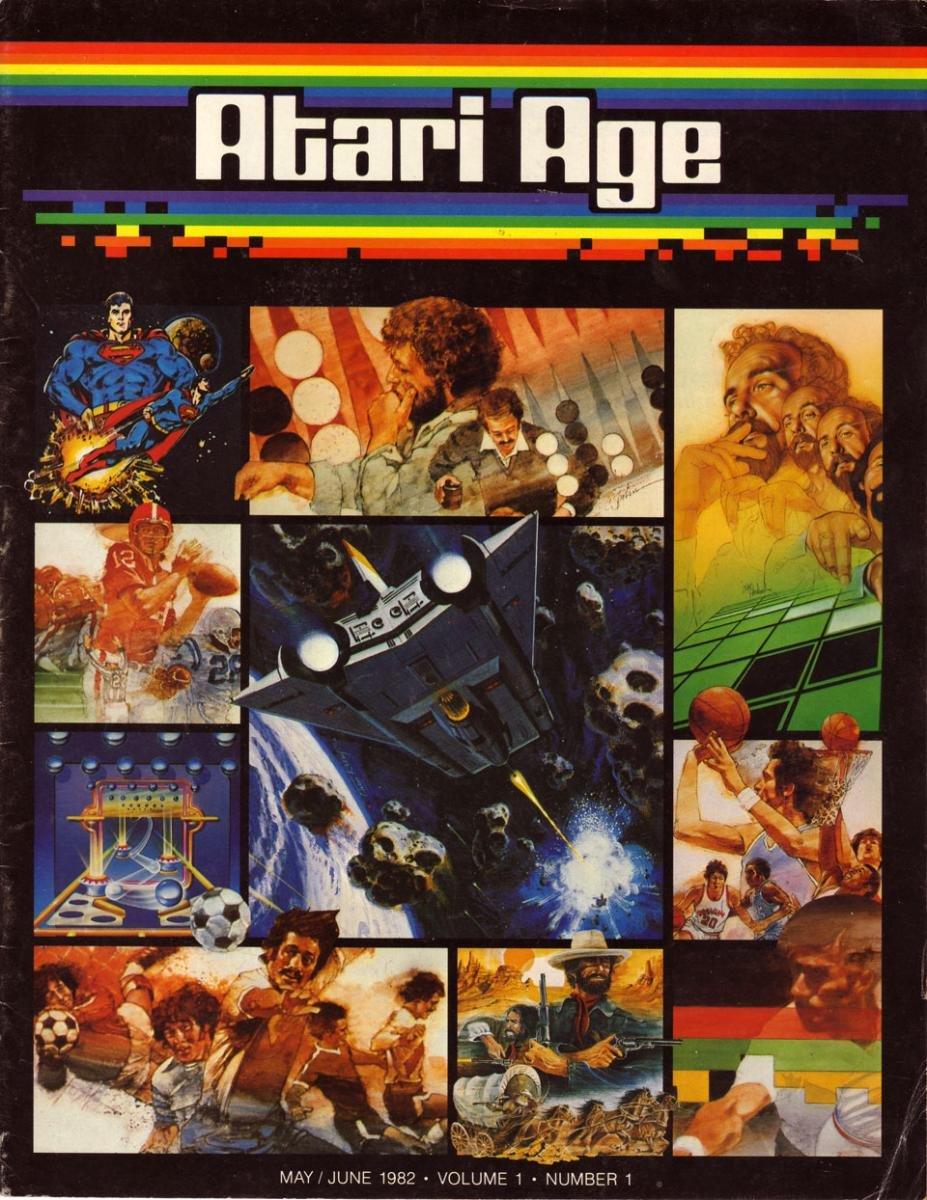 Atari Age Issue 01 May/June 1982