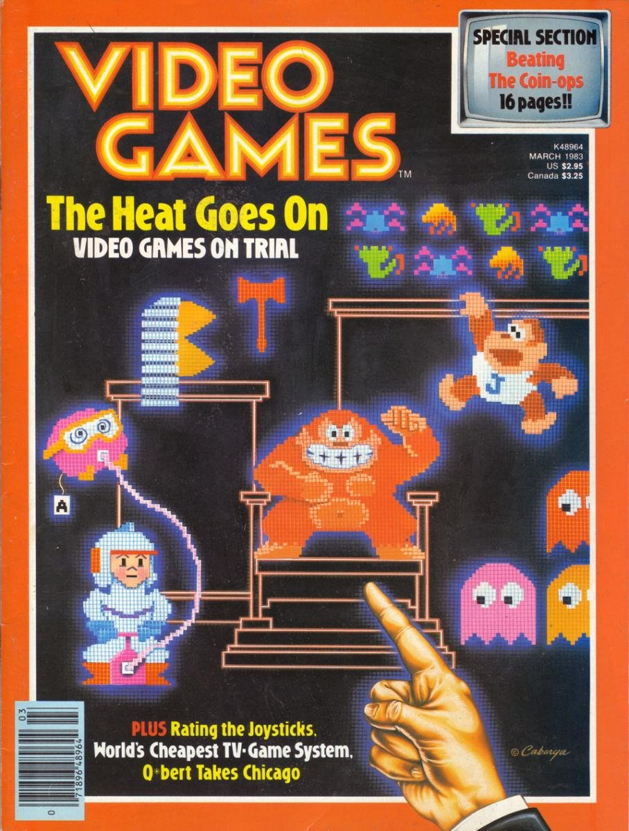 Video Games Issue 06 (March 1983)