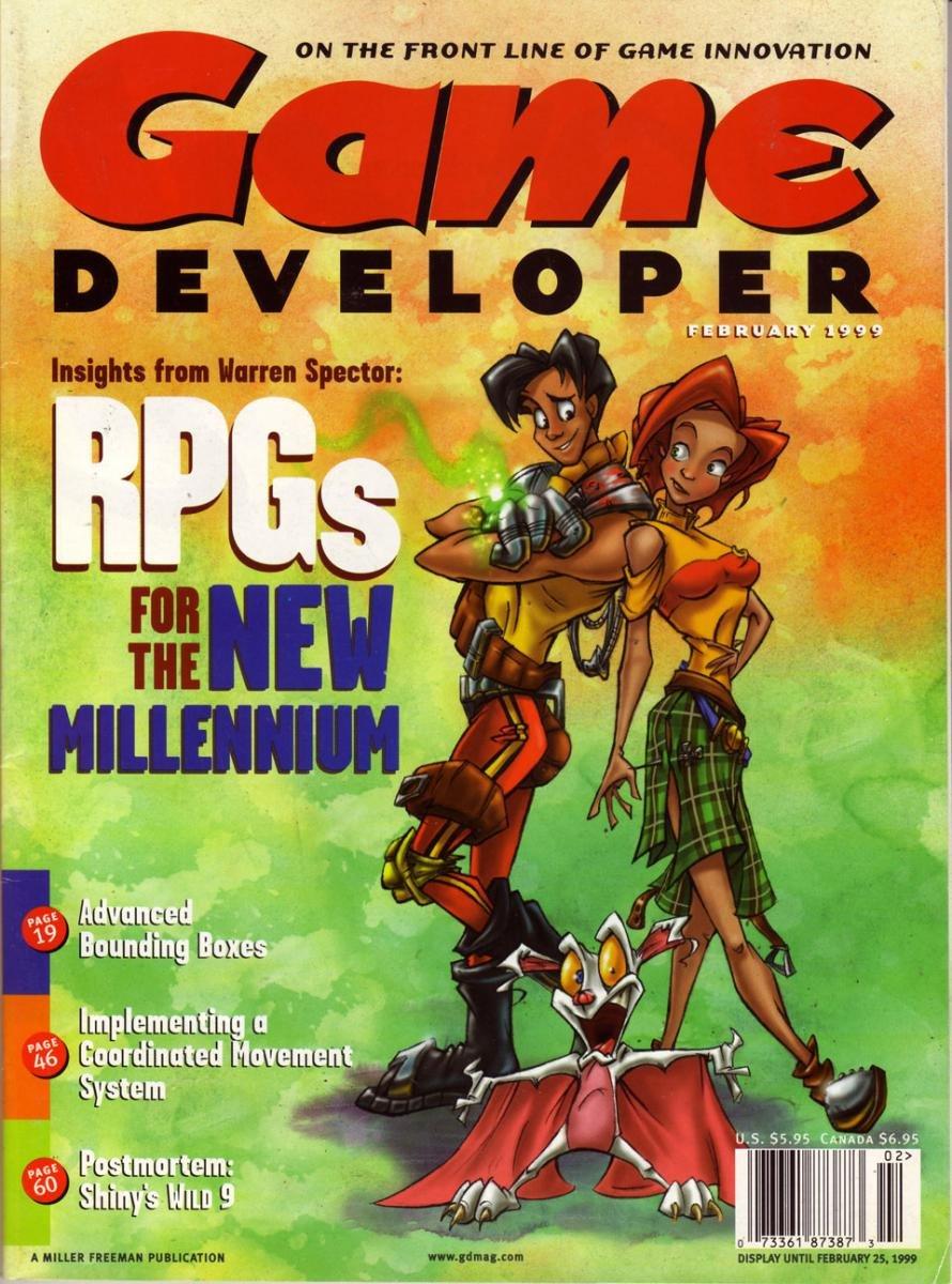 Game Developer 039 Feb 1999