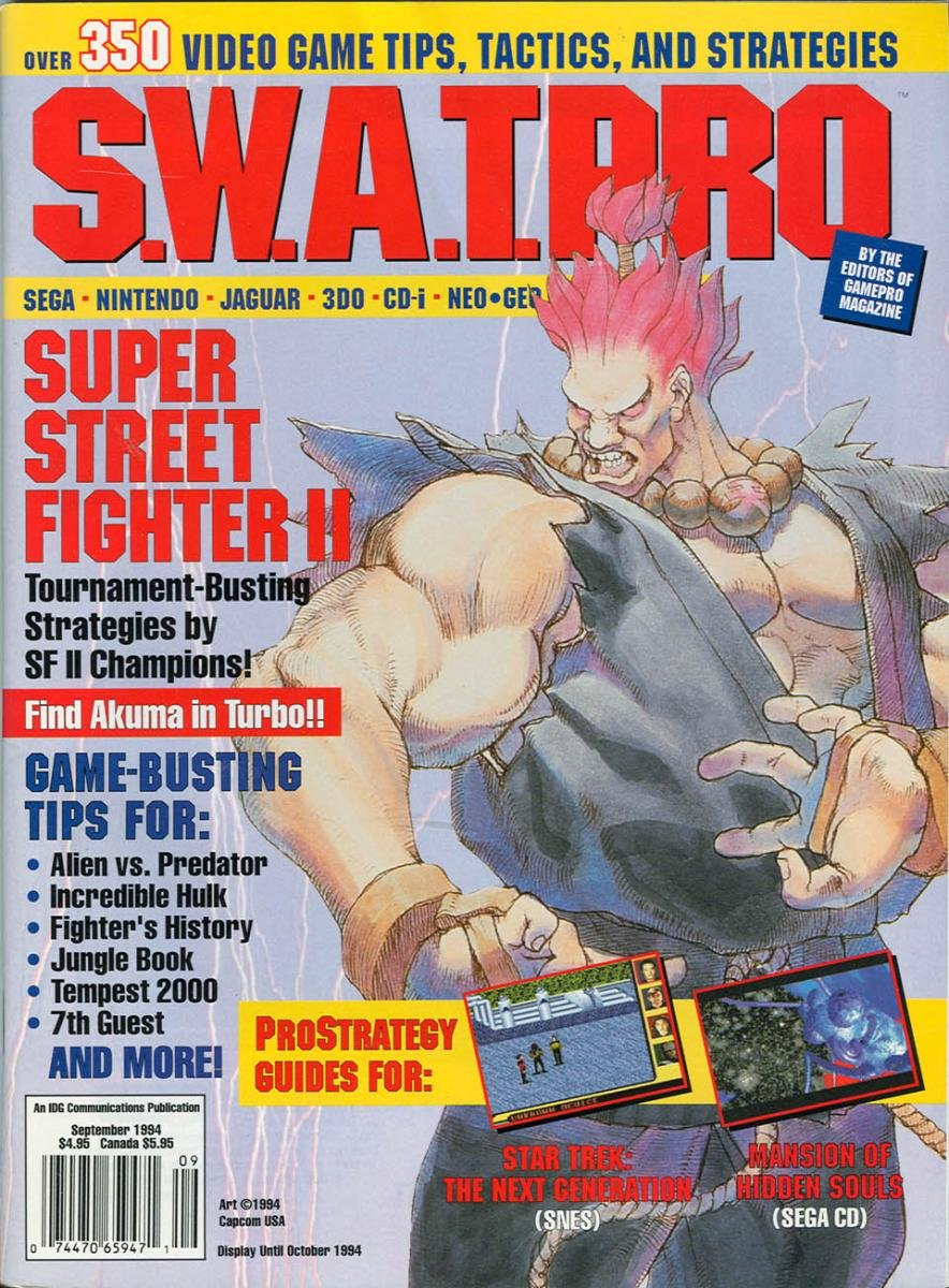 S.W.A.T.Pro Issue 19 September 1994