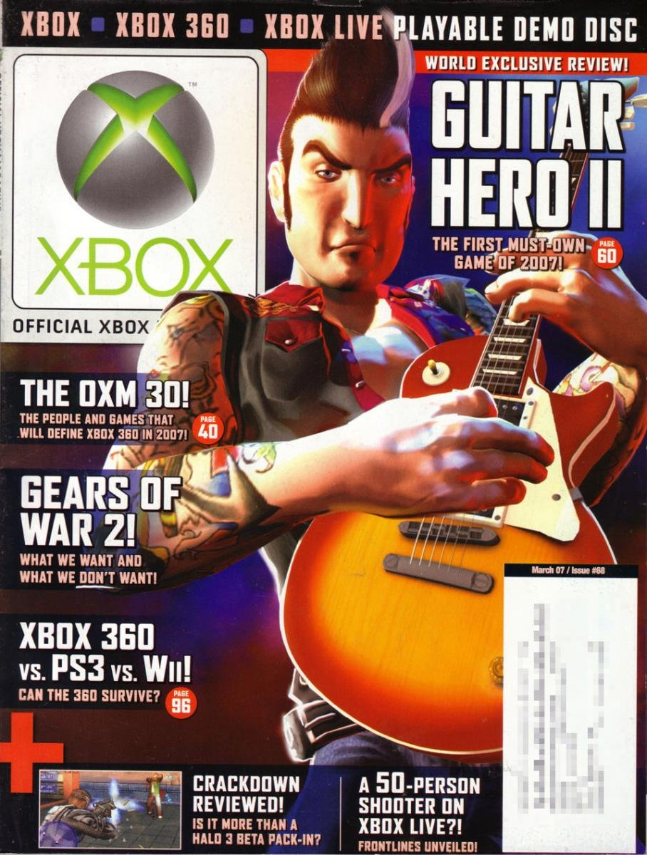 Official Xbox Magazine 068 March 2007