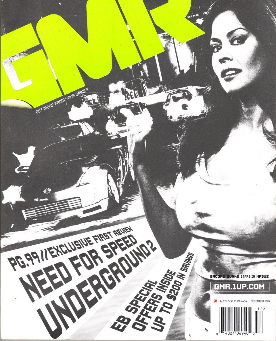 GMR Issue 23 December 2004