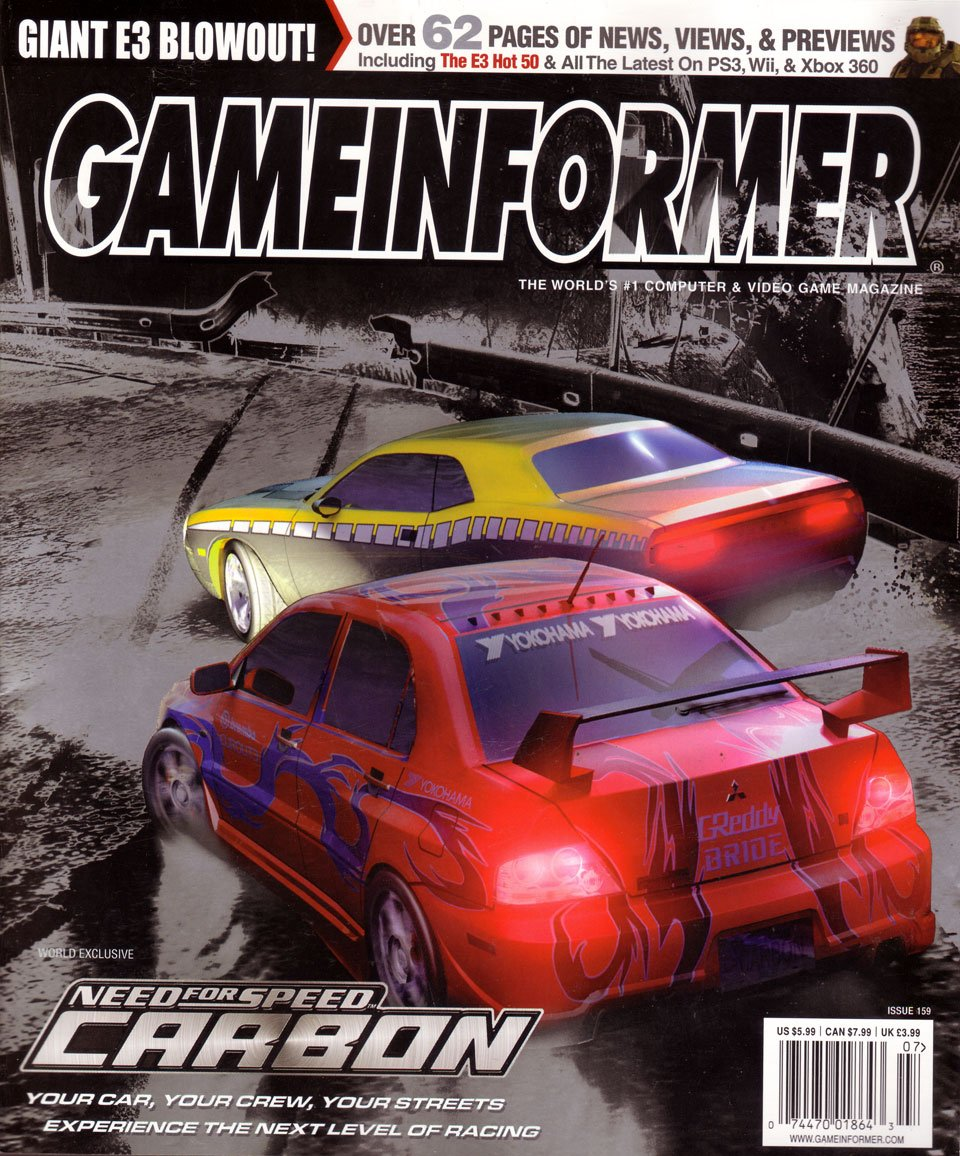 Game Informer Issue 159 July 2006