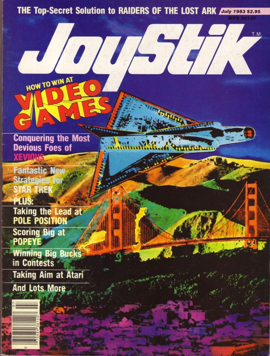 JoyStik July 1983