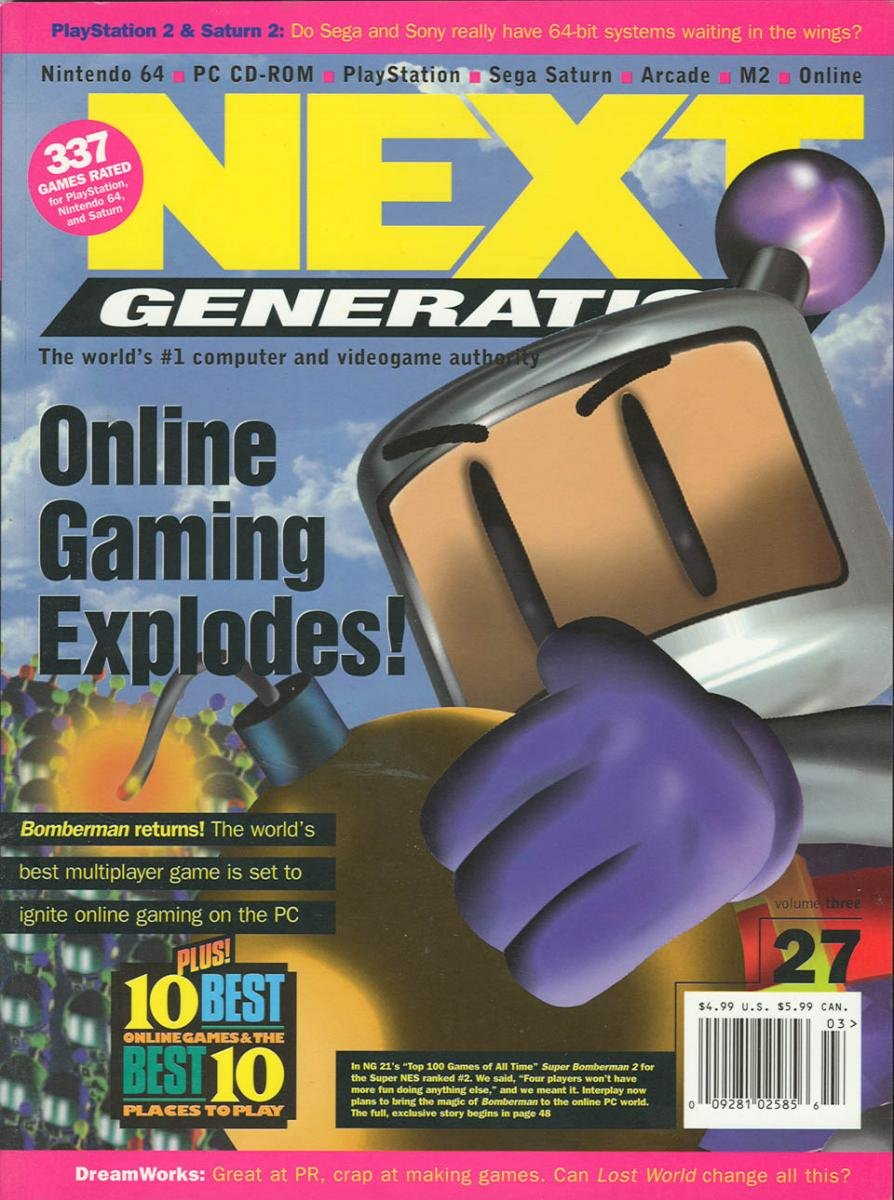 Next Generation Issue 27 March 1997