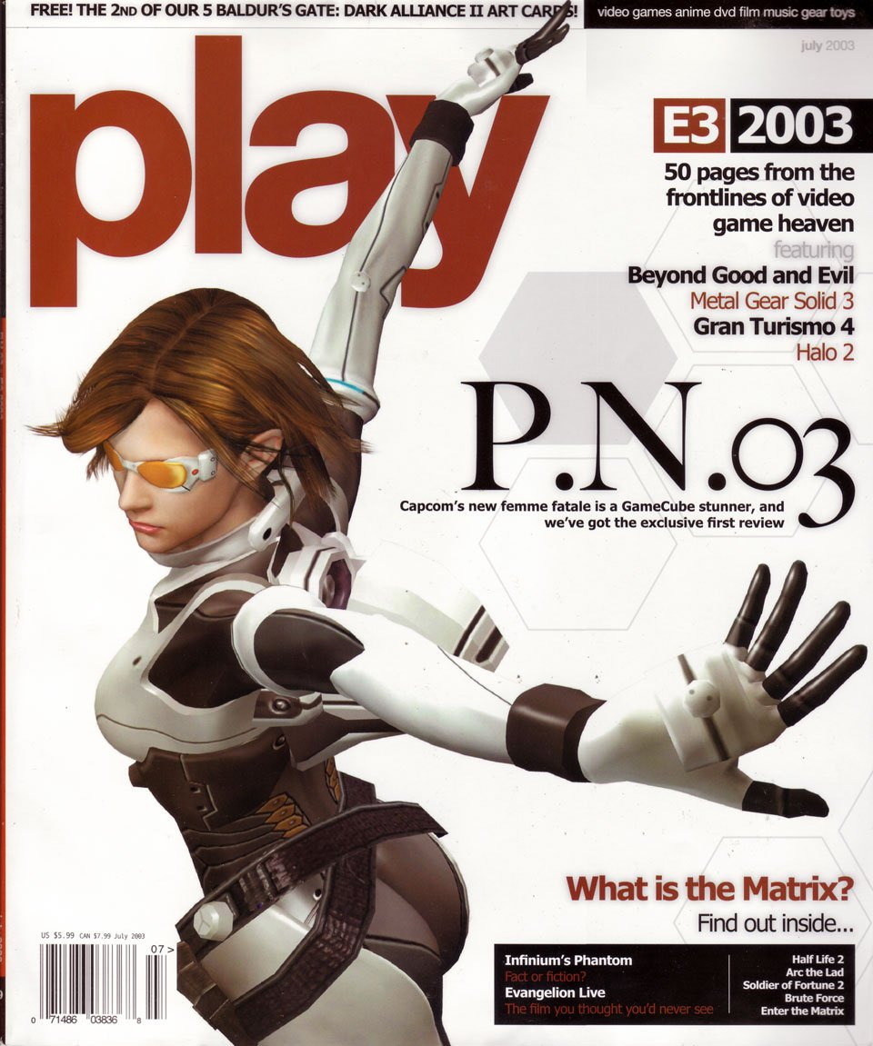 PLAY Issue 19