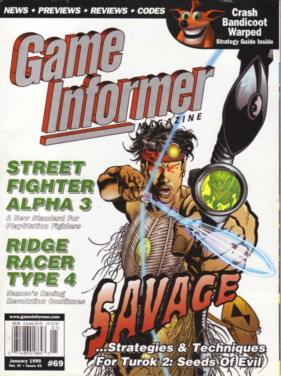 Game Informer Issue 069 January 1999