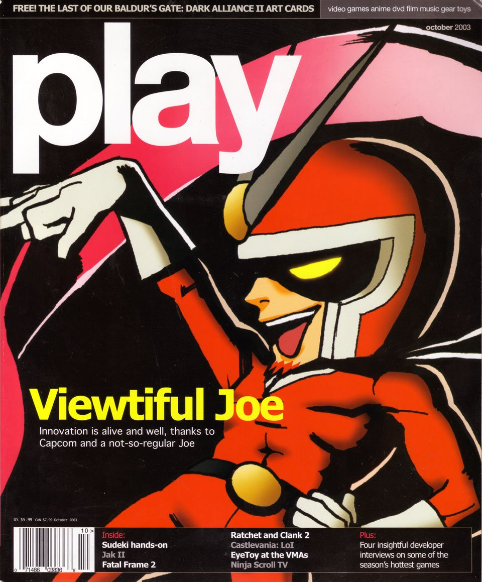 play issue 022 (October 2003)