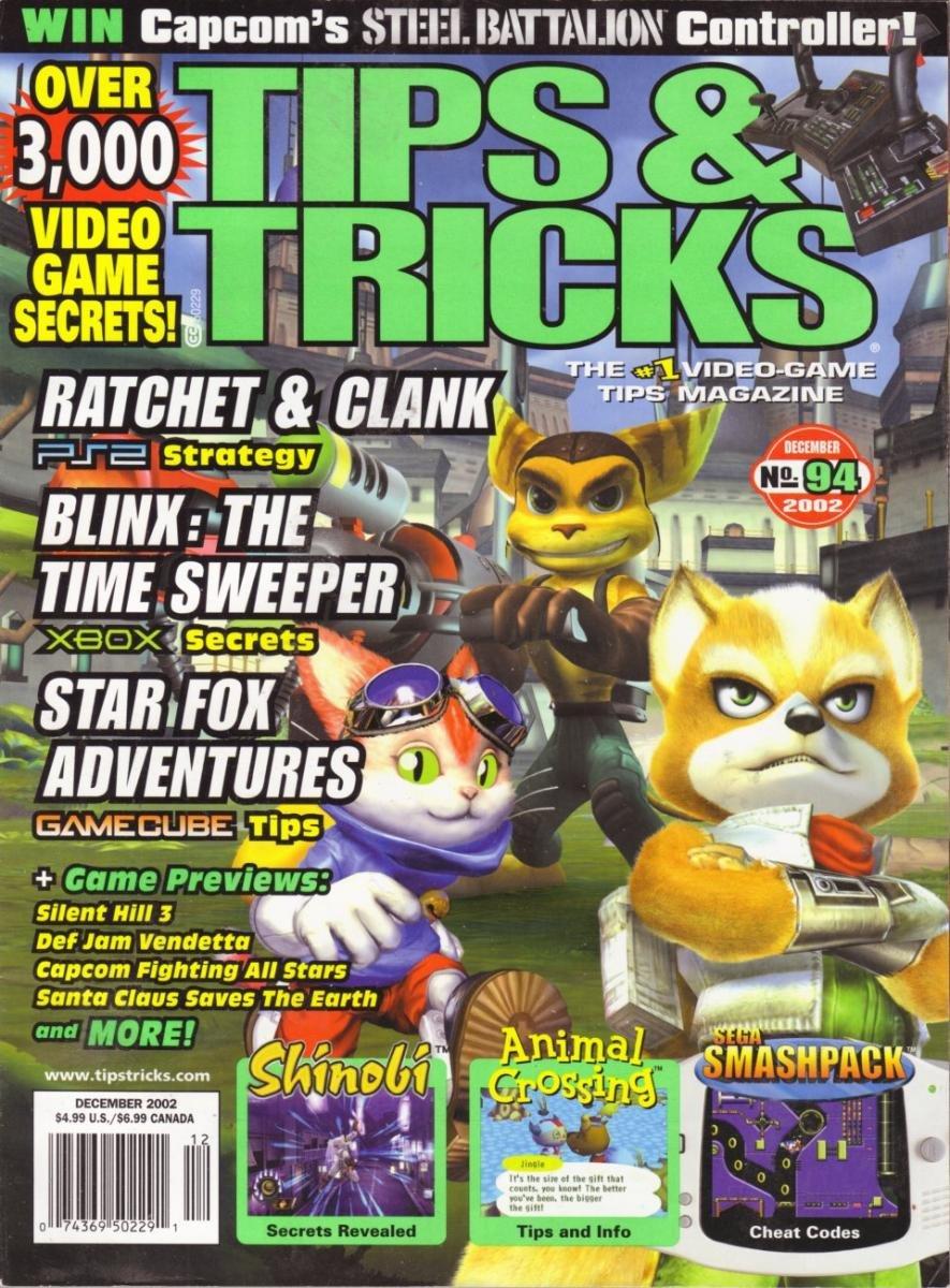 Tips & Tricks Issue 094 December 2002