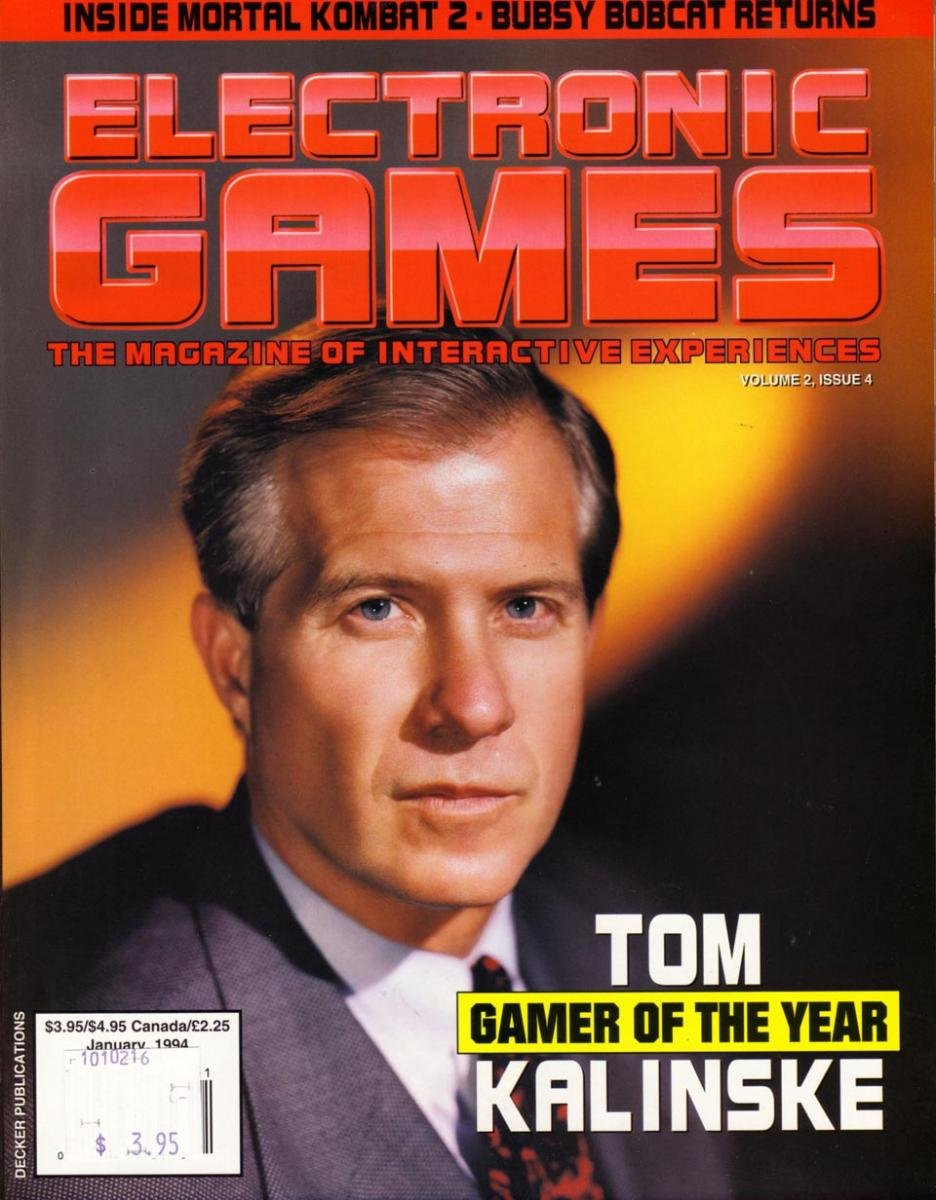 Electronic Games 050 Jan 1994 Vol 2 Issue 004