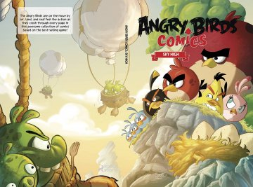 Angry Birds Comics v03 - Sky High