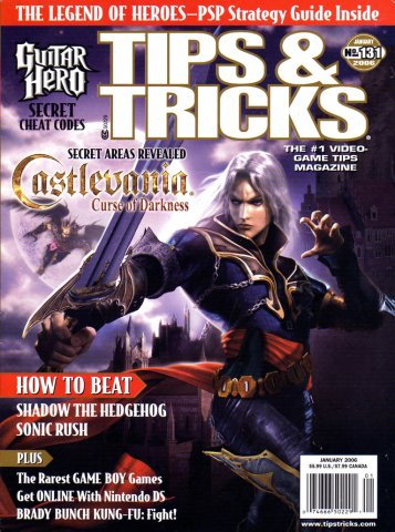 Tips & Tricks Issue 131 (January 2006)