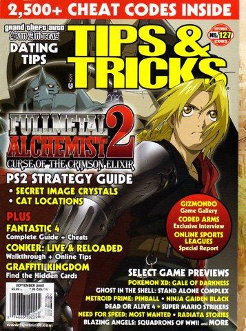 Tips & Tricks Issue 127 (September 2005)