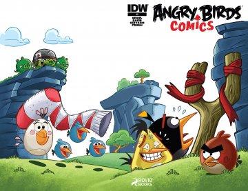 Angry Birds Comics 08 (February 2015)