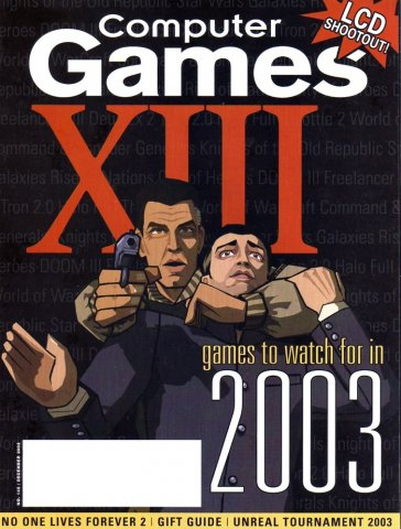 Computer Games Issue 145 (December 2002)