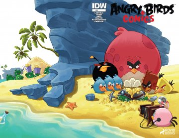 Angry Birds Comics 12 (June 2015)