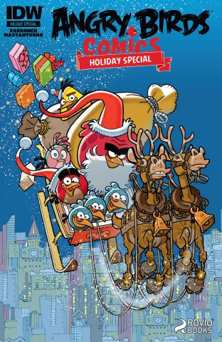 Angry Birds Comics Holiday Special (December 2014)