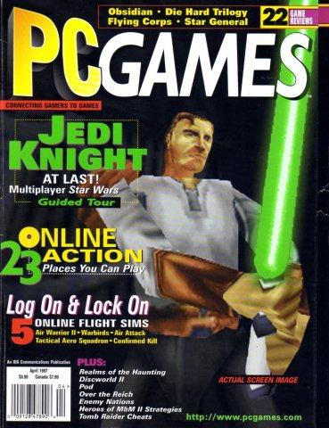 PC Games Vol. 04 No. 04 (April 1997)