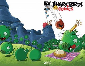 Angry Birds Comics 07 (January 2015)