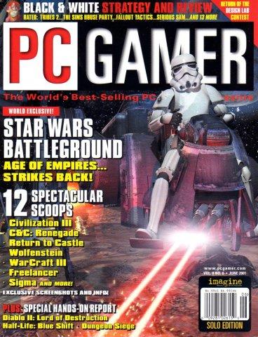 PC Gamer Issue 085 (June 2001)